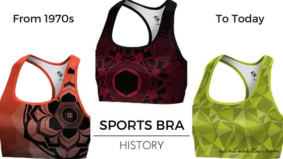 Sports Bra History