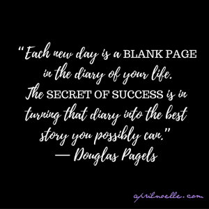 Each New Day... ~ Douglas Pagels | AprilNoelle.com