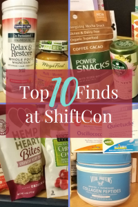 Top 10 Finds at ShiftCon | AprilNoelle.com