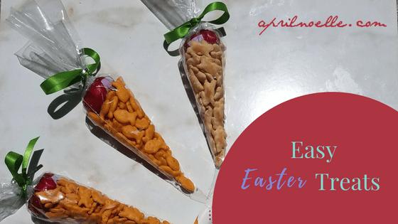 Easy Healthy Easter Treat | AprilNoelle.com
