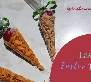 Easy Healthy Easter Treat | AprilNoelle.com