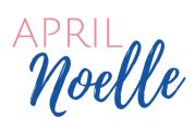 Signature | April Noelle