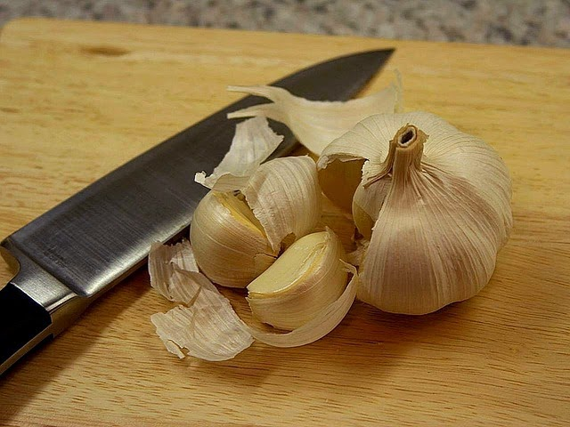 Garlic for Chickens and Goats