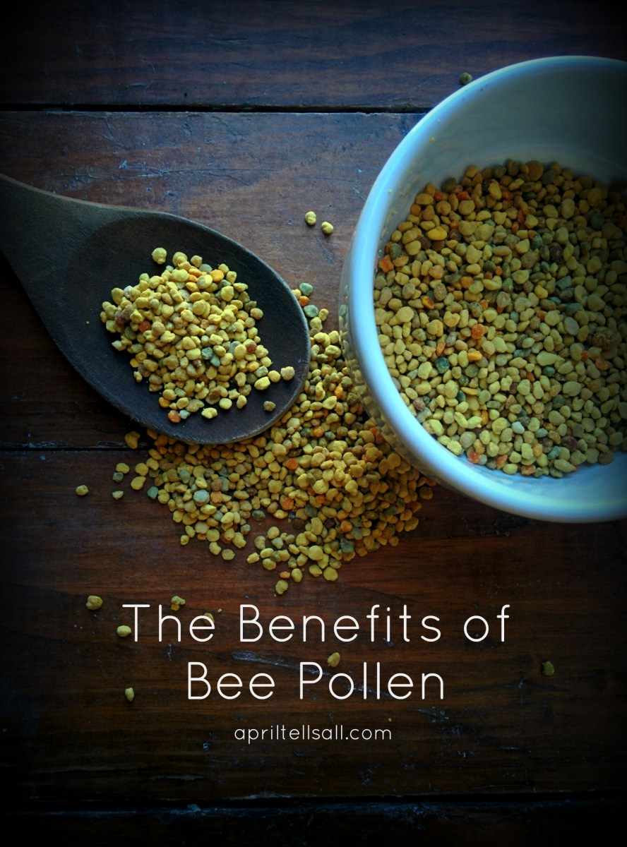 Bee Pollen. And a Hate for Multivitamins.