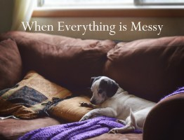 When Everything Is Messy