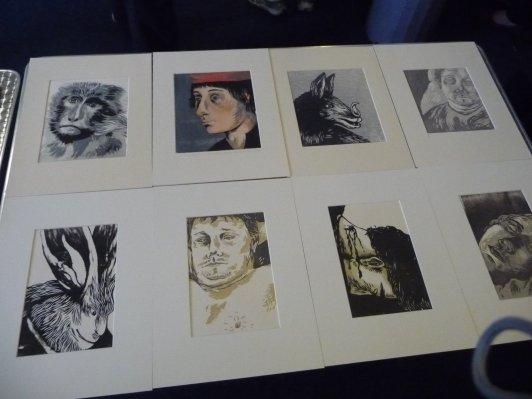 Miriam's prints