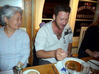 Keiko and Daniel