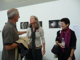 Dariusz, Nel and Deborah Cornell
