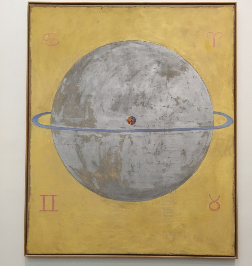 Hilma of Klint at the New Museum