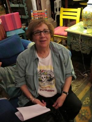 Mary already got a teeshirt