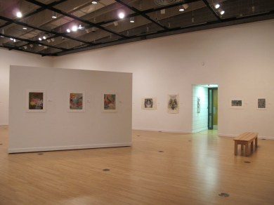 the faculty exhibition