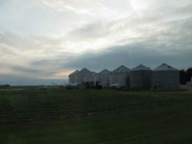 South Dakota silos