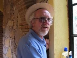 Jim Hibbard at Piramidal Gráfica