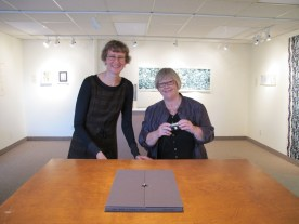 Sigrid Blohm and Nancy Jacobi