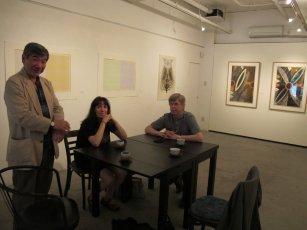 John Yamaguchi, Susan Rostow, Kari Laitinen