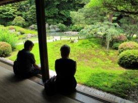 Shore-in Temple, Kyoto