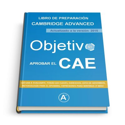Ebook para preparar el Cambridge Advanced (CAE)