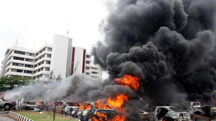 BREAKING: Fresh Bomb Explosion In Damaturu