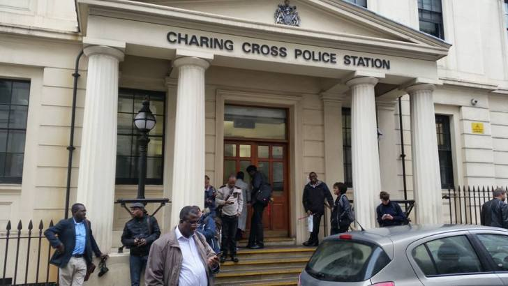 Diezani Yet To Show Up At British Police Station