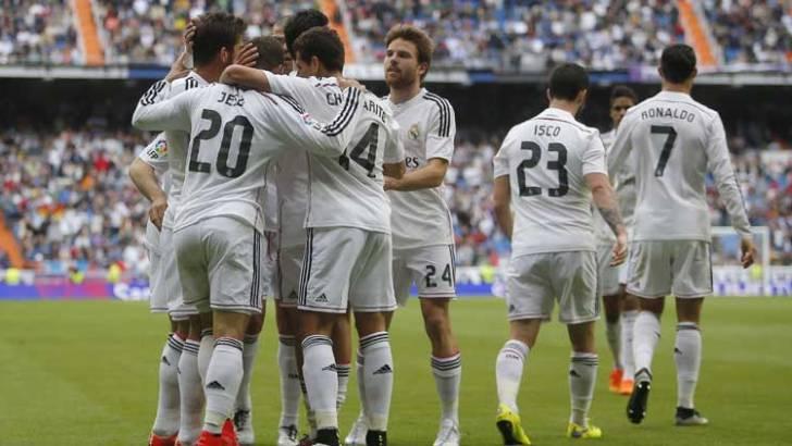 Madrid Thrash Sevilla 4-0