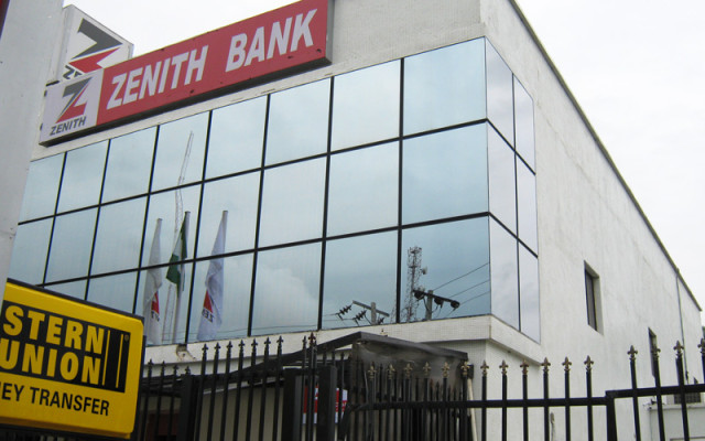 Zenith Bank Records Profit, Offers Investors N1.80 Dividend