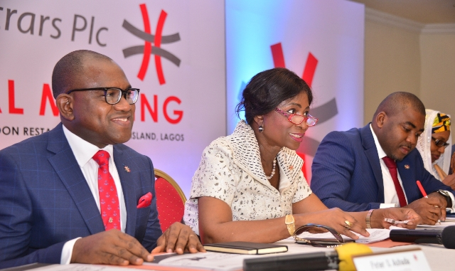 Africa Prudential Registrars Plc Holds AGM (Pictures)