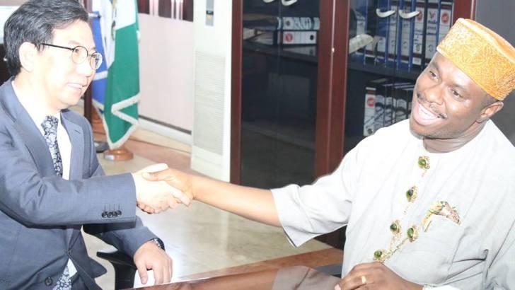 Dakuku Wants Nigeria, Korea Partnership Fortified