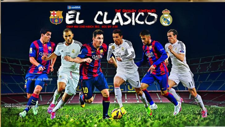 10-Man Madrid Beat Barca At Camp Nou
