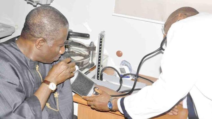 FG Tasks Workers On Health Status