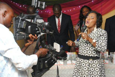 Pictures From Helen Paul 'Life Burial' Launch