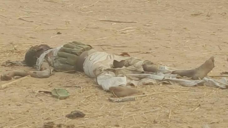 Soldiers Block Suicide Bombers In Maiduguri