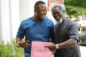 Victor Olaotan Endorses Gospel Singer, Mark T