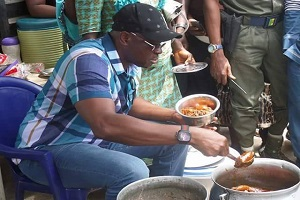 I Won't Sell My Wife To Pay Ekiti Workers—Fayose