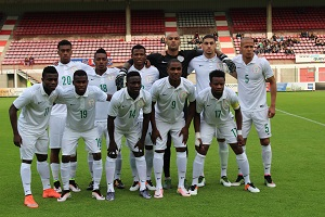 Eagles Beat Luxembourg 3-1 In Friendly