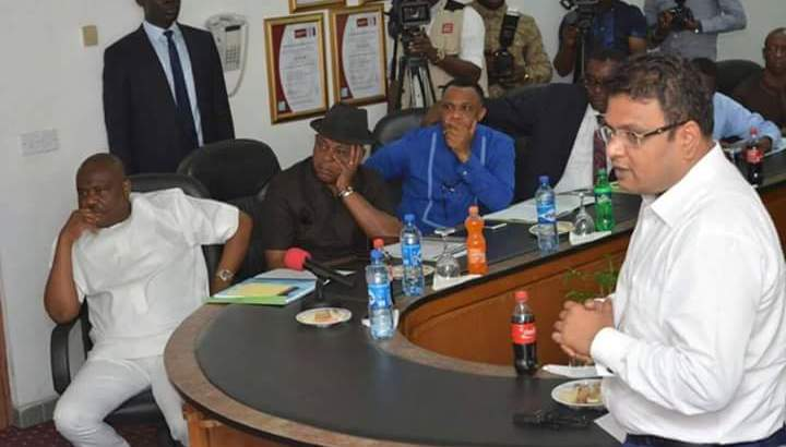 Wike Insists Rivers Safe For Investments