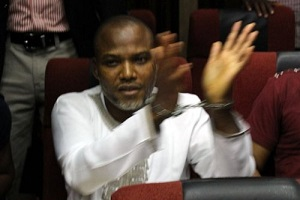 MEND, FG Agree To Release Kanu If….