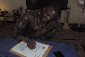 Obesere Grabs New Deal