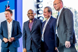 Tony Elumelu Sees Africa on the Rise and Calls for Stronger Business Relationships between Africa and France