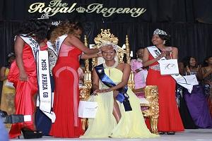 Nigeria's Sarah Jegede Wins Miss Africa Great Britain 2016
