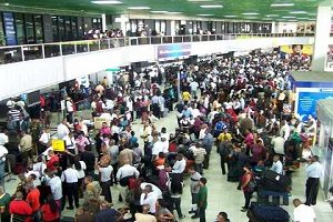 queues-nigerian-airports