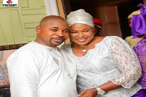 Faces of Yoruba Movie Stars at MC Oluomo 42nd Birthday Bash