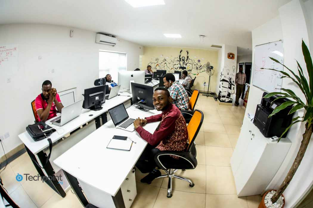 Image result for working in a Nigerian office