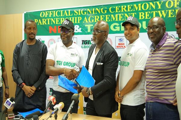 TGI Group Becomes Official Food Sponsor of Super Eagles