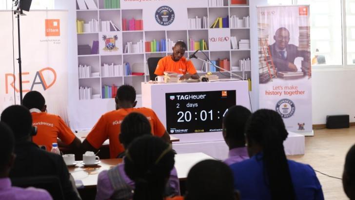 GTBank's 'YouREAD Initiative' Backs Nigerian Attempt To Make History
