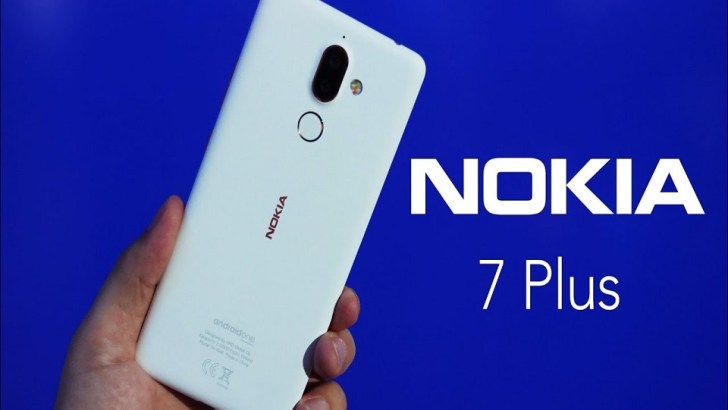 5 Stunning Features Of New Nokia 7 Plus