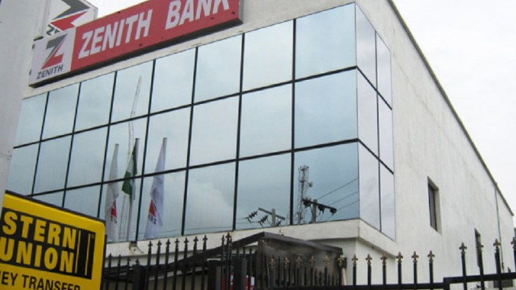 Zenith Bank Records Improved HY 2019 Results