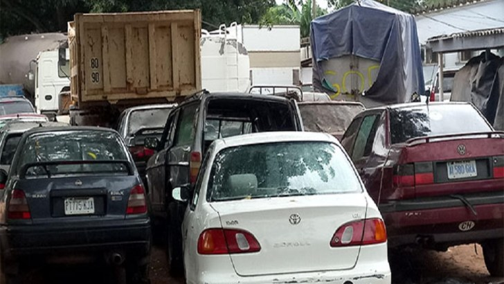 Ogun Customs Seizes 197 Vehicles, Others From Smugglers