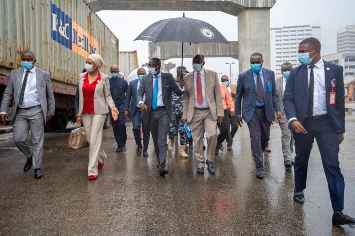 FG, Lagos