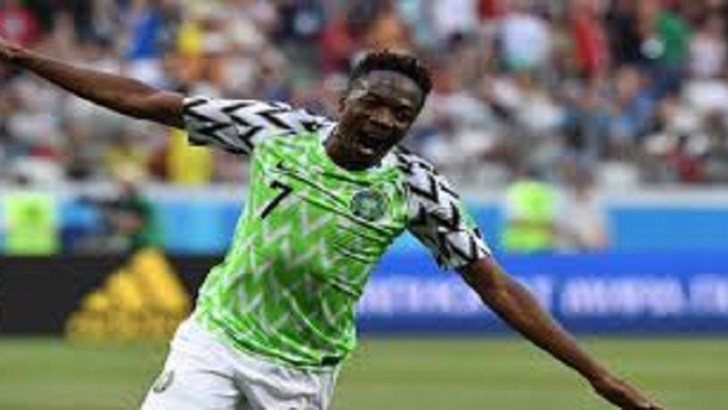 Ahmed Musa Rejoins Kano Pillars Until End Of The Season
