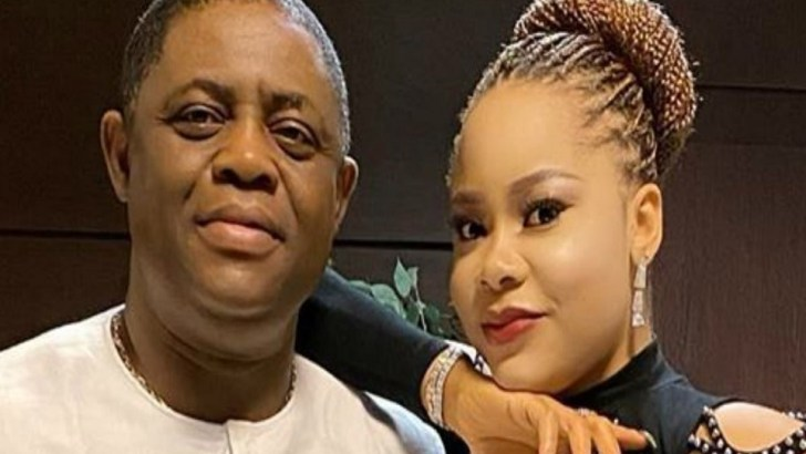 I Covered All My Estranged Wife Madness For 7 Years– Fani-Kayode
